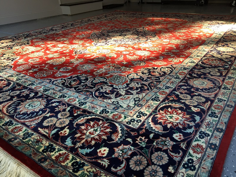 area and oriental rug cleaning image